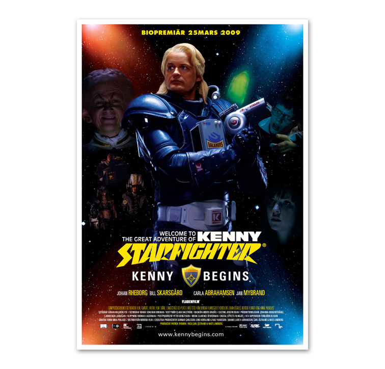 kenny starfighter film